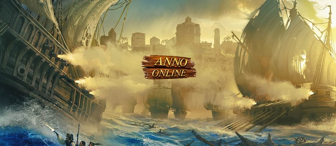 Anno Online homepage
